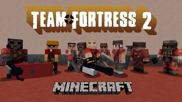 Team Fortress 2 Minecraft Project Minecraft Map & Project
