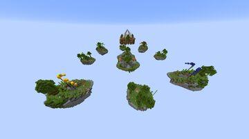 Boletum BedWars Map Jungle Theme Minecraft Map & Project