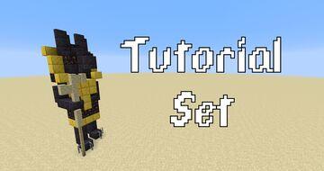 Set Minecraft Map & Project