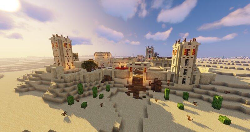 Hide & Seek: Desert Town