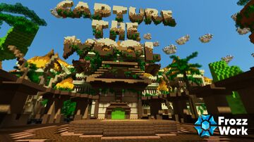 Capture The Wool - OmegaCraft Minecraft Map & Project