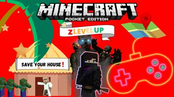 ZLEVELUP, THE TWISTER APOCALYPSE TOWER DEFENSE ! Minecraft Map & Project