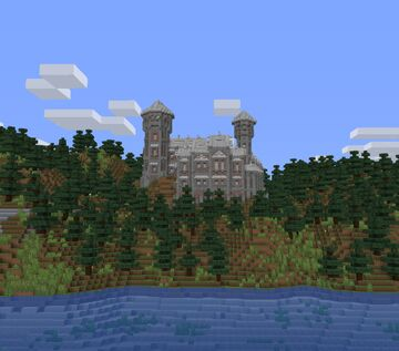 Fangdor Keep Minecraft Map & Project