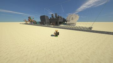 Cupric Chloride Redstone Competition Round 5 Minecraft Map & Project