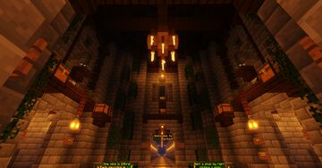Eclipse Nation: Player Shops Minecraft Map & Project