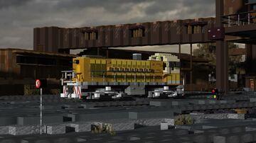 Alco S-2 loco (foundry) Minecraft Map & Project