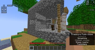 One Chunk Survival Challenge (Overworld AND Nether!) Minecraft Map & Project