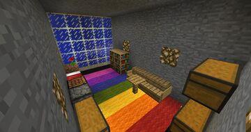 Jami's Castle Minecraft Map & Project