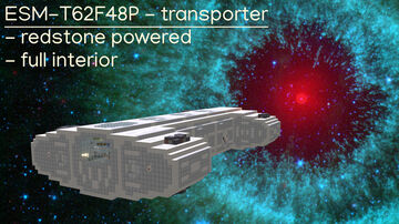 ESM-T62F48P Minecraft Map & Project