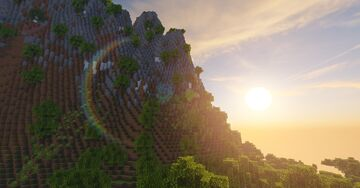 Its a small world after all. V1 Minecraft Map & Project