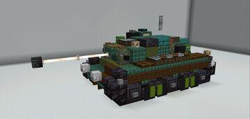 M41 Bulldog (Redux) Minecraft Map & Project