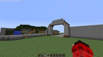 Afkar ZOO Minecraft Map & Project