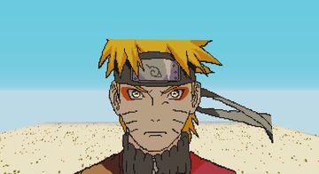Uzumaki Naruto Minecraft Map & Project