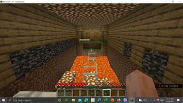 Escape the hotel Minecraft Map & Project