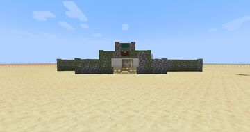 April Vault Minecraft Map & Project