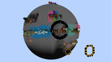 Planet Parkour 2 Minecraft Map & Project