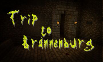 Trip to Brennenburg (1.14-1.14.4) HORROR MAP Minecraft Map & Project