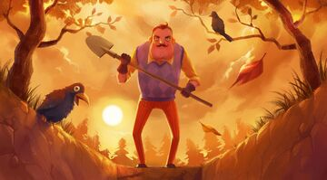 Hello Neighbor in minecraft, by Baby Zombie Minecraft Map & Project