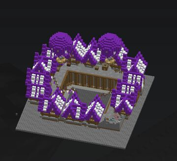 Prisons Mine Template Minecraft Map & Project