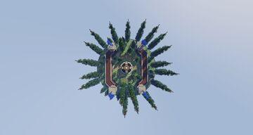 Minecraft Hub/Lobby/Spawn for server 1.16.4 Minecraft Map & Project