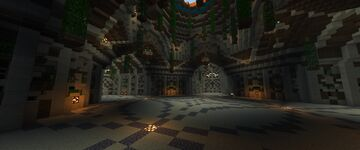 TNT Run map Oasis Minecraft Map & Project