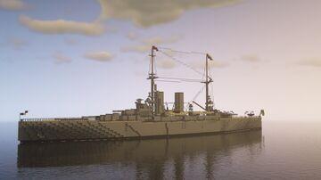 HMS Sverige Minecraft Map & Project