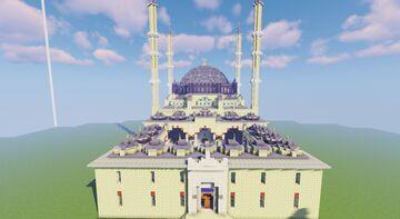 Selimiye Camii 1:1 Minecraft Map & Project
