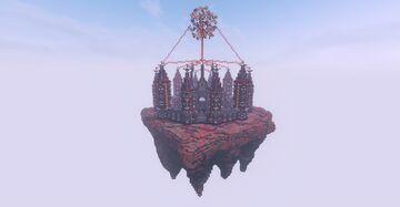 Shadowford Nether Spawn Minecraft Map & Project