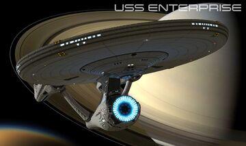 Star Trek: The USS Enterprise (+ Download!) Minecraft Map & Project