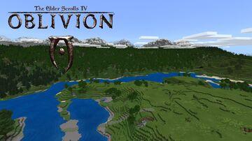 Cyrodiil, Tamriel: Terrain (Java+Bedrock) Minecraft Map & Project