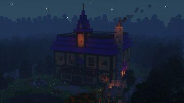 Halloween Parkour Adventure Map Minecraft Map & Project