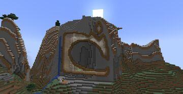 Mojang Mountain Base Minecraft Map & Project