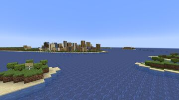 The World of Peiceawrk Minecraft Map & Project