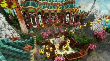 🏯Takayama Village [Factions-Spawn]🏯 Minecraft Map & Project