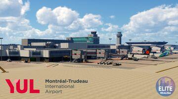 1.5:1 Pierre-Elliott Trudeau International Airport (YUL)   ERT Minecraft Map & Project