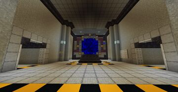 Stargate Minecraft Map & Project