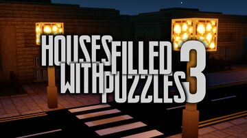 Houses Filled With Puzzles 3 Minecraft Map & Project