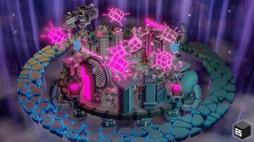 Utopiverse Base Minecraft Map & Project