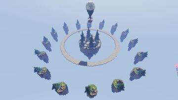 Skywars Map   1.17.1   FREE Minecraft Map & Project