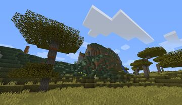 Hill of Aeterna Minecraft Map & Project