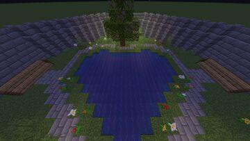 Sandstorm's Garden Minecraft Map & Project