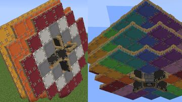 Create - Max Power Windmill - It's Over 8000! Minecraft Map & Project