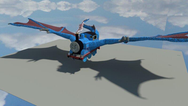 Thomas-dragon