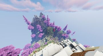 Extreamly Large Survival Island Minecraft Map & Project