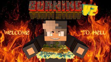 Burning Mansion v2.0  (1.17.1) Minecraft Map & Project