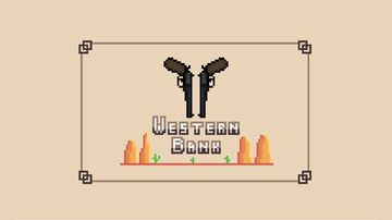 Western Bank Minecraft Map & Project