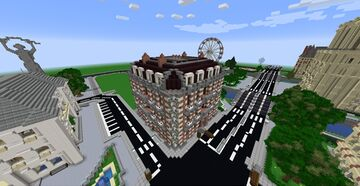 Old building Minecraft Map & Project