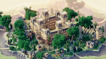 Renaissance spawn + warzone by Bubble Minecraft Map & Project