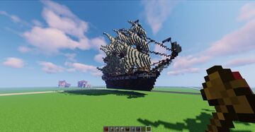 The Ships of The Empire Minecraft Map & Project