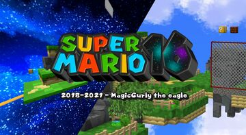 Super Mario 16 by MagicCurly the eagle Minecraft Map & Project